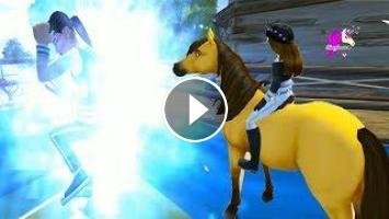 Magic In The Ring ! Epona Quest Star Stable Online Horse