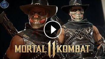 Mortal Kombat 11 Online - EPIC ERRON BLACK GEAR!